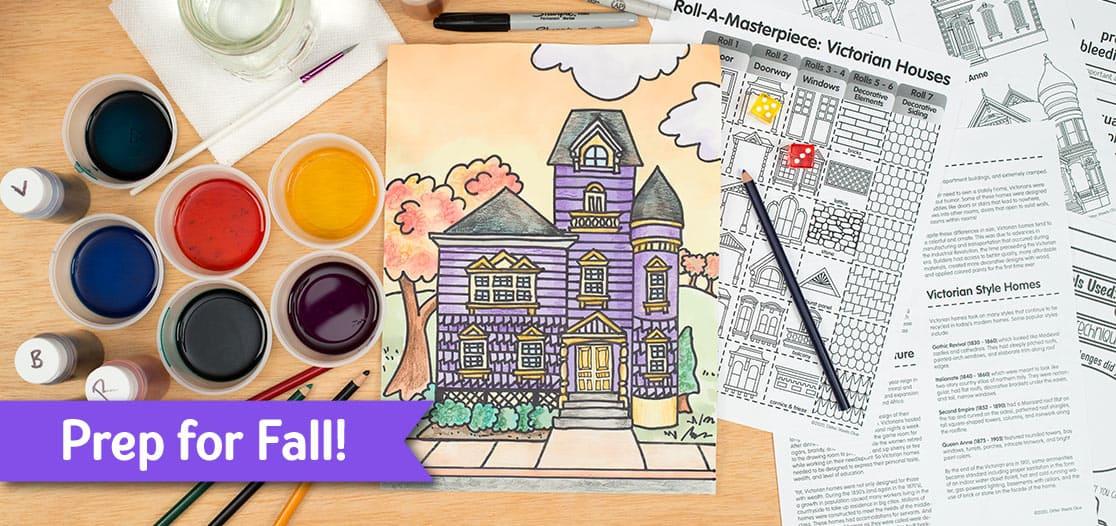fall art project ideas for kids