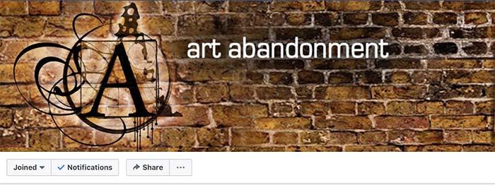facebook groups, art teacher, visual arts, art abandonment, art for a cause,
