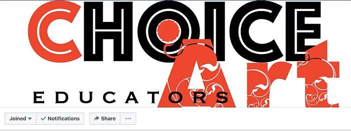 facebook groups, art teacher, visual arts, choice based art, TAB art, lesson plan, lesson ideas, art educators