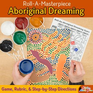 aboriginal art history game