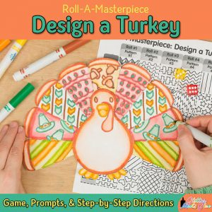 turkey in disguise roll-a-dice game