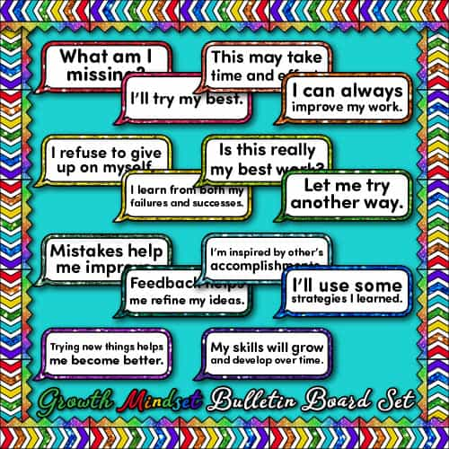 growth mindset quotes for teachers