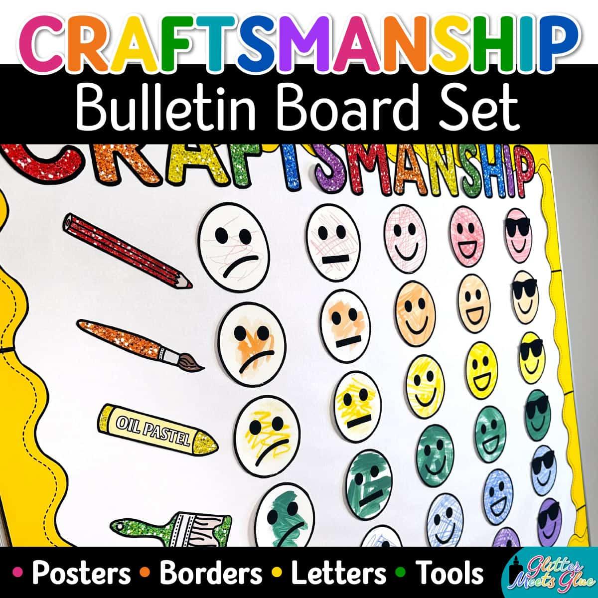 Bulletin Board Art Projects