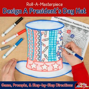 presidents day hat activities for second grade