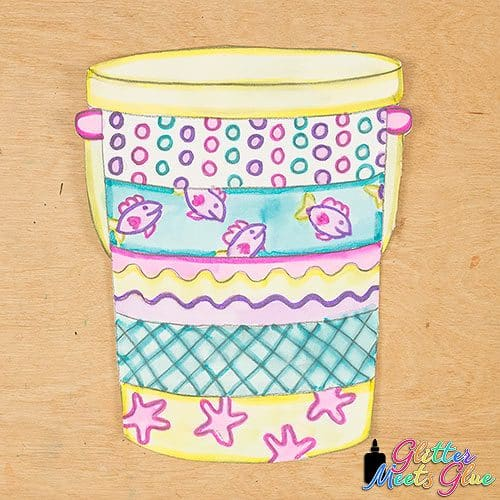 bucket fill project for kids
