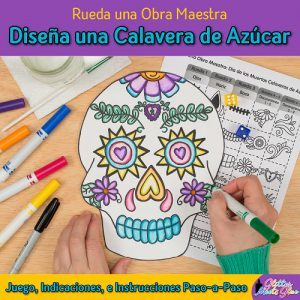 dia de los muertos game for art history students