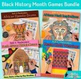 black history month art lessons for kids