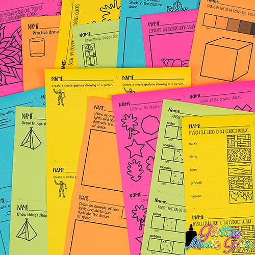 printable exit tickets for kids
