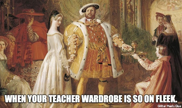 art history meme project for distance learning