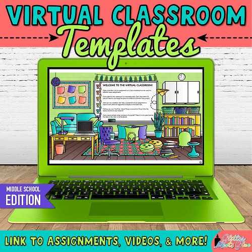 bitmoji virtual classroom for google drive