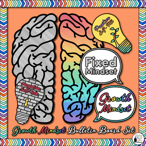 mindset matters posters for the classroom