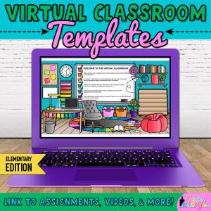 virtual classroom templates