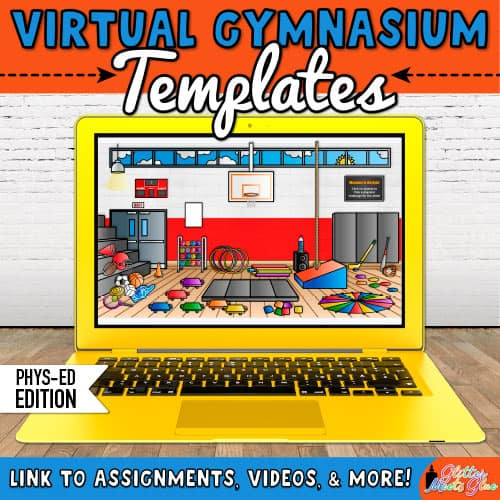 virtual gym for physical education teachers