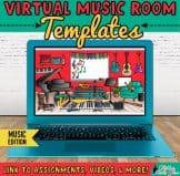 virtual music classroom for teachers