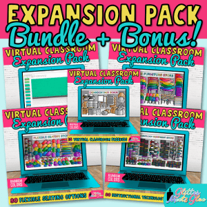 expansion pack bundle for virtual classrooms