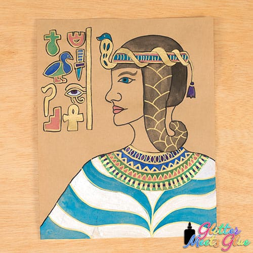 ancient egypt art projects for kids