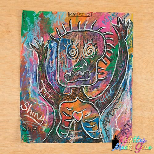 basquiat art project ideas for middle school teachers