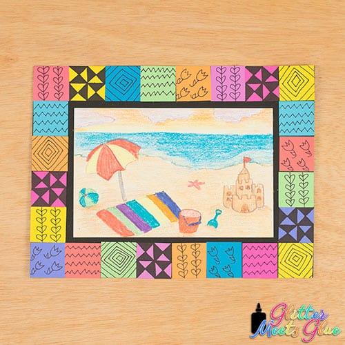 faith ringgold tar beach art lesson for elementary art teachers