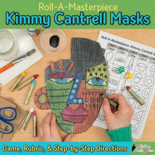 kimmy cantrell masks game for kids