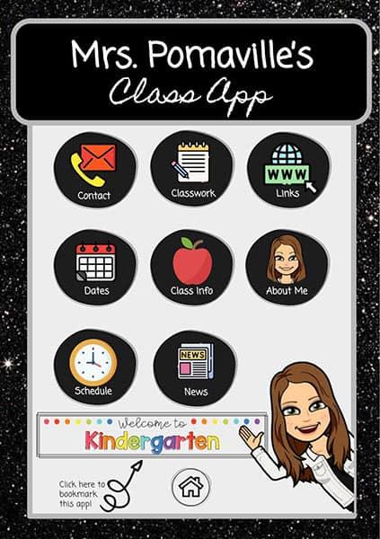 bitmoji classroom app ideas for teachers