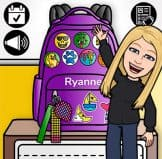 bitmoji virtual classroom organizational ideas for teachers