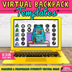 virtual backpack project for kids