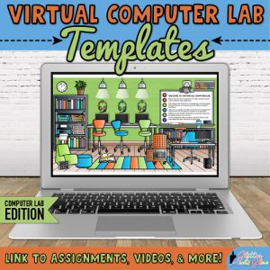 virtual computer lab templates for distance learning