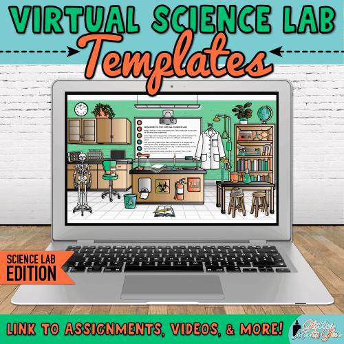 virtual science lab templates for chemistry teachers