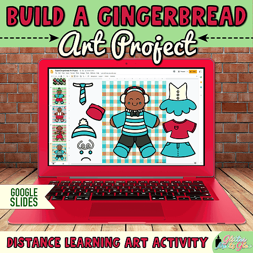 digital christmas activities for kids
