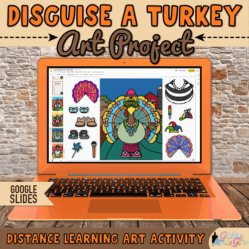 thanksgiving activities for hybrid learning and homeschooling kids