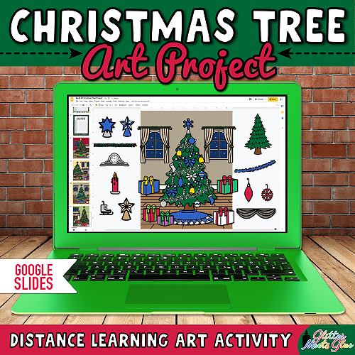 christmas activities for kids remote learning