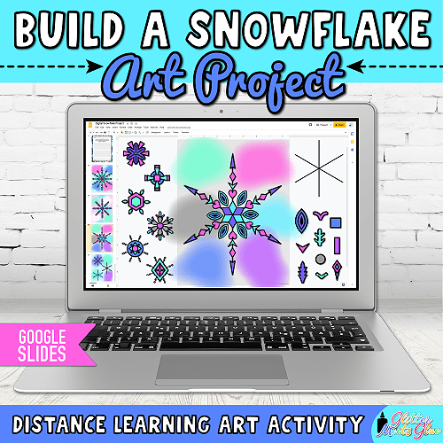 how to make a snowflake online