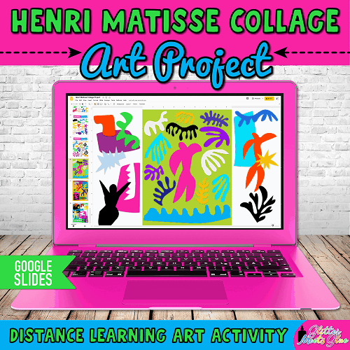 matisse for kids homeschooling during distance learning