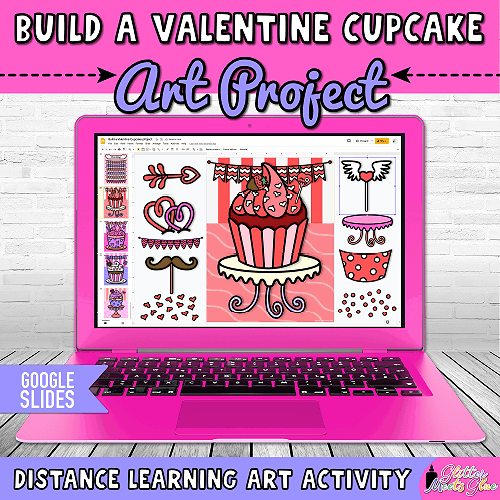 virtual valentines day activities for kids remote learning