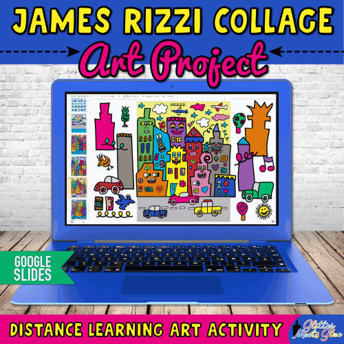 james rizzi for kids