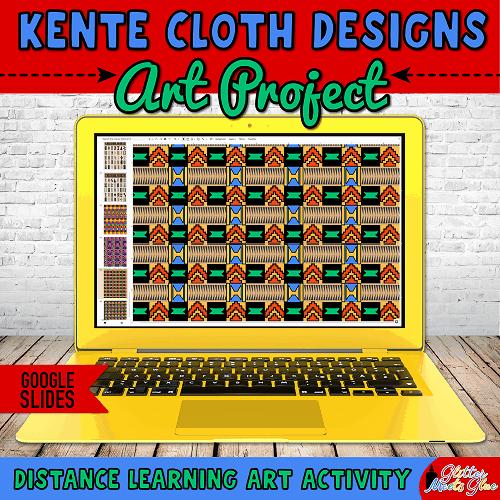 kente cloth for kids homeschooling curriculum