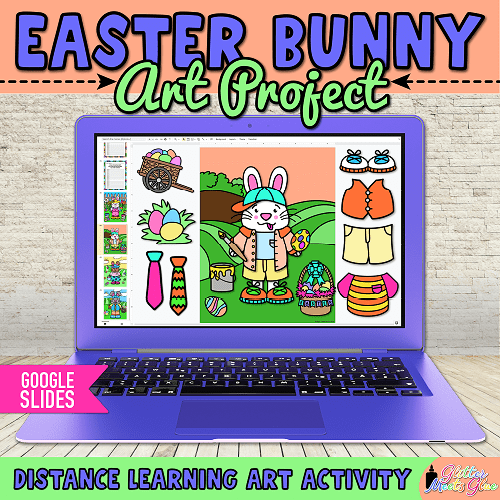 easter activities for kids remote learning