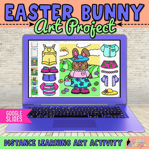 easter craft project for kids homeschooling