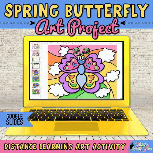 spring crafts for homeschooling kids