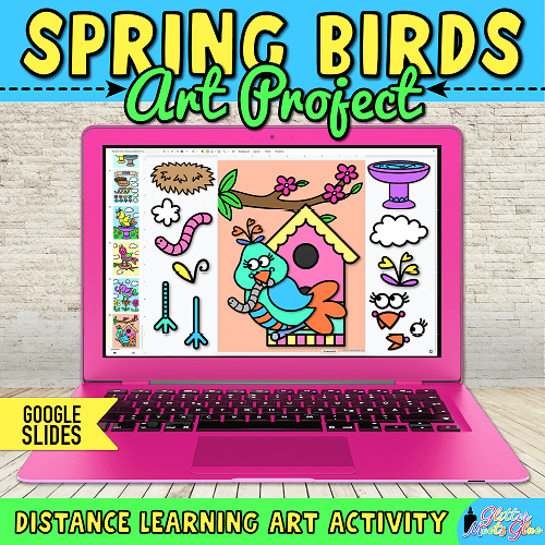spring activities for kids distance learning