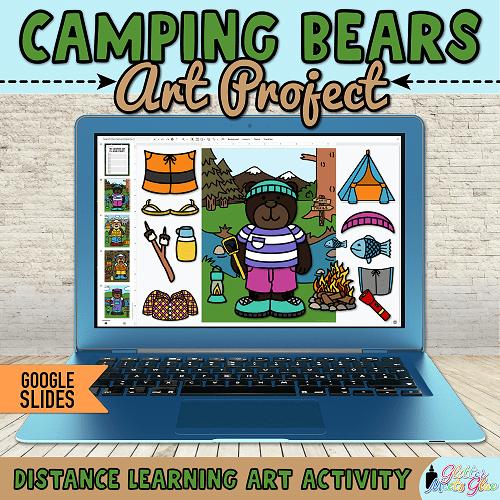 build a bear activity for first grade second grade and third grade kids