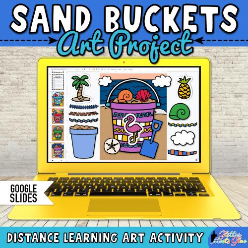 summer bucket list project for 2nd grade kids