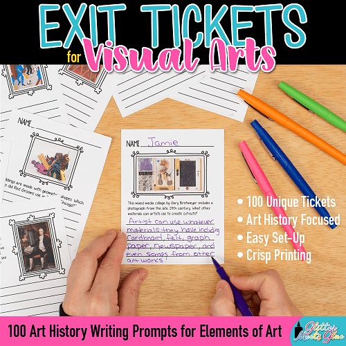 exit ticket ideas for kids remote learning
