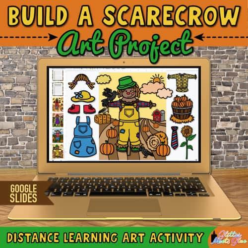 digital fall art projects for kids
